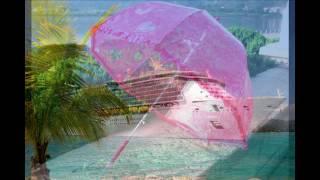 Денежная медитация  Розовый зонт