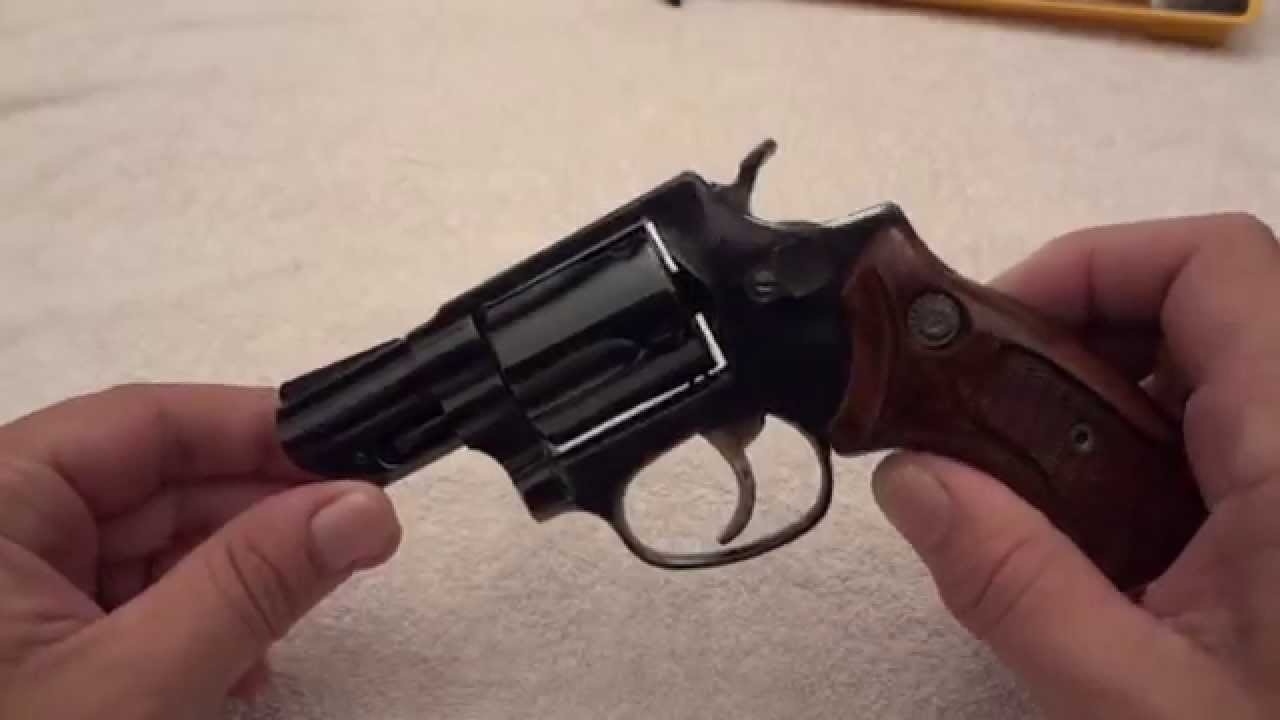 Taurus Model 85  38 Special Review