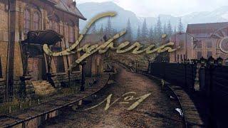 Прохождение Syberia #1 Добро пожаловать в Валадилену!