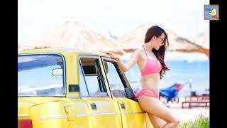 Nhã Phương diện bikini đọ sắc cùng Nam Em, Quế Vân