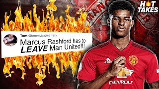 """Marcus Rashford Should LEAVE Manchester United Because…"" 