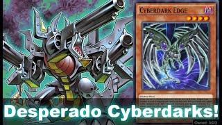 الشرير برميل التنين Cyberdark! ft. BM-4 الانفجار العنكبوت (EX هيكل السفينة ، يو-غي-أوه! مبارزة الروابط)
