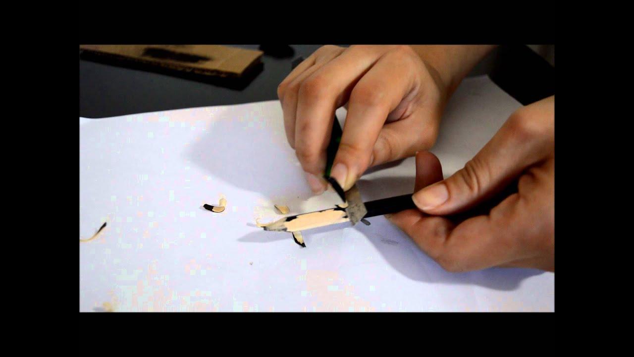 Come si disegna con la matita: il chiaroscuro ...