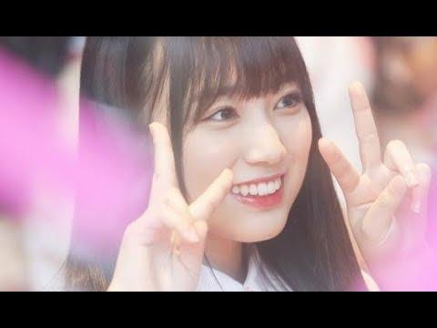 ناكو تغني maybe لفرقة AKB48 🧡