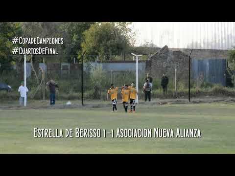 #CopaDeCampeones #CuartosDeFinal | Gol de Matías Samaniego (Estrella de Berisso)