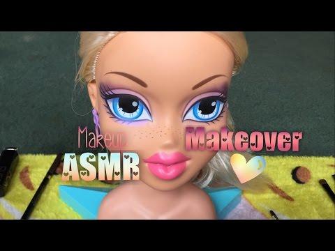 ASMR Doll Makeover