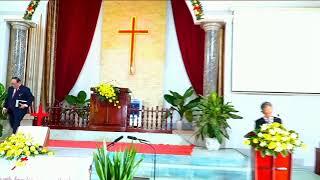 HTTL PHÚC ÂM - Chương trình thờ phượng Chúa - 29-3-2020