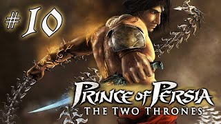 Let's Play Prince of Persia: Dwa Trony #10 - Pałacowe hece
