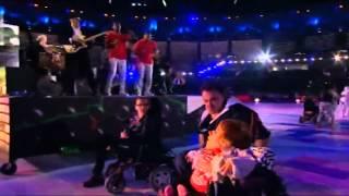 Spasticus Autisticus@The Paralympics London 2012
