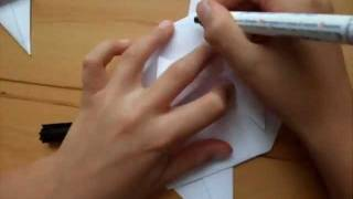 Origami Mit Christian: Gespenst / Ghost