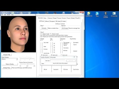 Facegen Modeler Subtitle; How To Download & Install Facegen Very Fast!