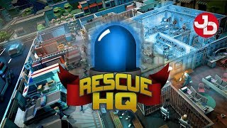 Rescue HQ - The Tycoon pc gameplay 1440p 60fps