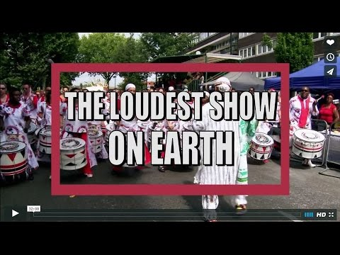 The Loudest Show On Earth