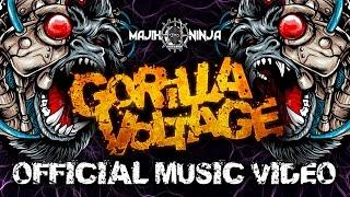 Gorilla Voltage - Gorilla Voltage Official Music Video APE-X
