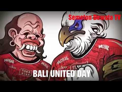 CHANT BARU BALI UNITED FANS - Bali United Kami Bersamamu By Jerry'S Feat Join Kopi