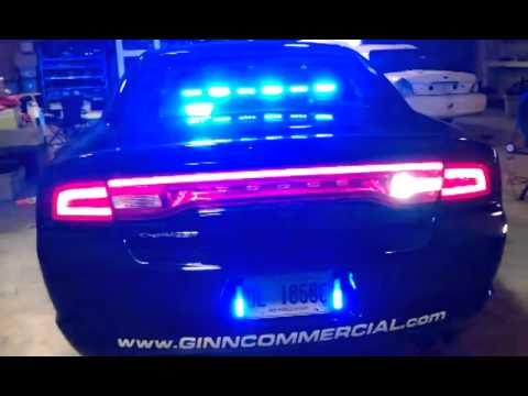 ginn motor company dodge charger demo equipped by ees