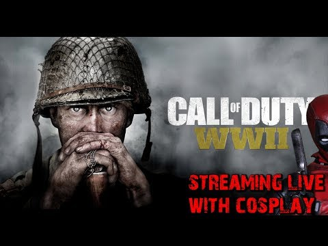 Call of Duty: WWII - Live Cosplay