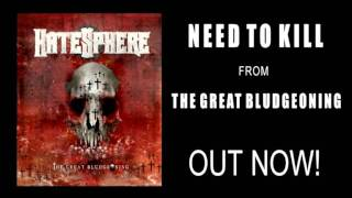 Watch Hatesphere Need To Kill video