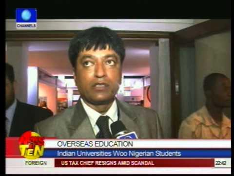 Indian Education Expo- Lagos- Nigeria