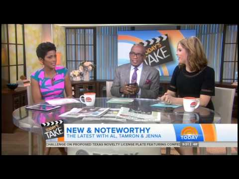 The Today Show's Al Roker Is Crazy for LunchMoney Lewis