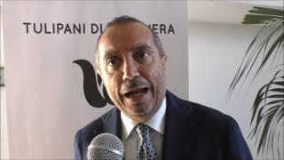 Videointervista a Franco Di Mare a Tulipani di Seta Nera su SpettacoloMania.it