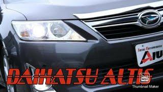 Daihatsu Altis Hybrid Model#2012 | ALI AUTO CARS