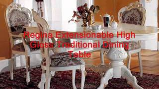 Dining Tables - Get High Quality Formal And Contemporary Dining Room Furniture At Spacify.com