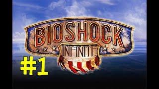 Bioshock Infinite - Walkthrough/Gameplay - Part 1 [Introduction/Prologue] (XBOX 360/PS3/PC)
