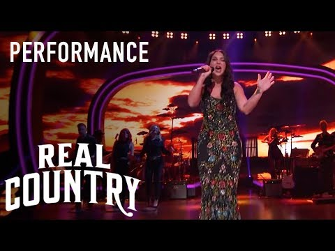 "Real Country  FIRST LOOK  Jaida Dreyer Performs Bobbie Gentry's ""Fancy""  on USA Network"