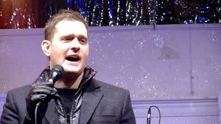 Michael Bublé - Holly Jolly Christmas - Berlin