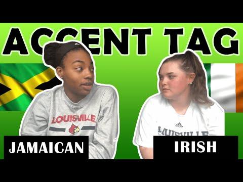 Jamaica Vs Ireland - Accent Tag || Part 1