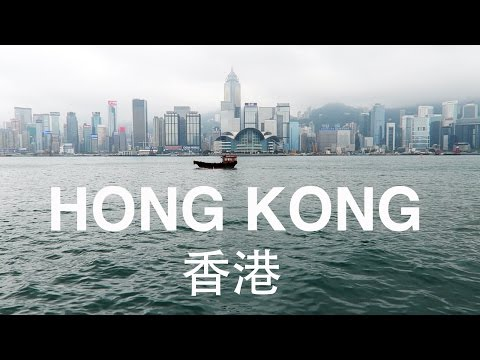 Canon G7X Test Footage: A Few Hours in Hong Kong