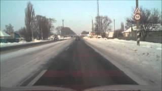 Дорога из Киева в Чернигов (x16)