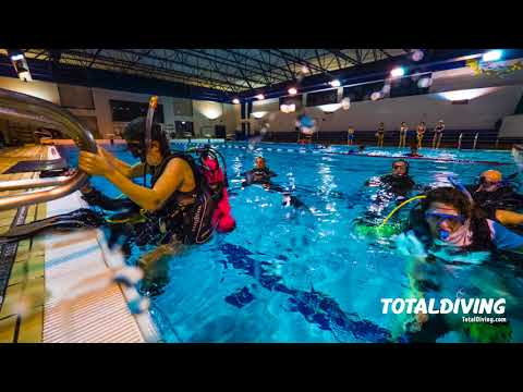 Lean to dive with Total Diving
