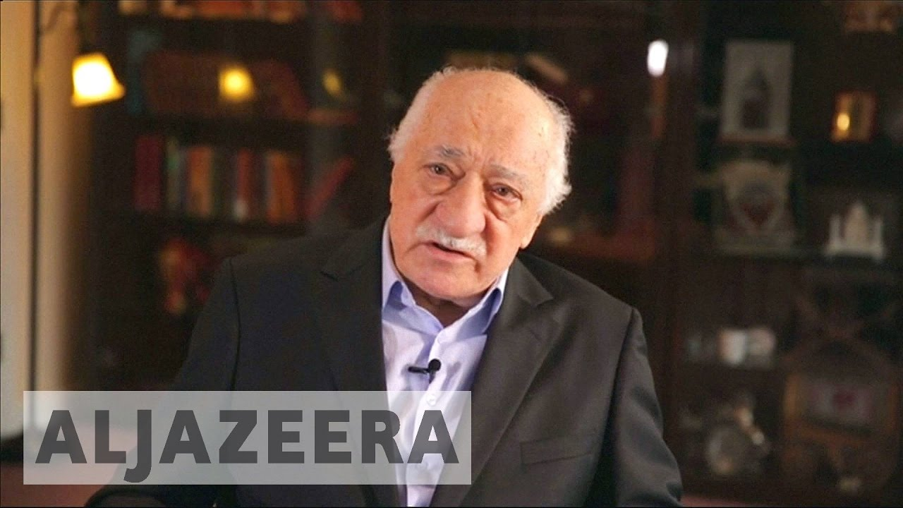 UK report: 'Anecdotal' evidence of Gulen role in Turkey coup attempt