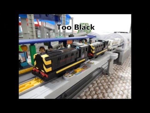 *Crazy for Customs Part 3 of 3* Plarail Tomy Tomica Trackmaster