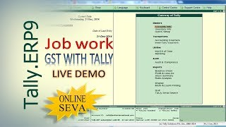 Taksitli olarak MHV ile MHV TALLY || İş.ERP9 || Online Seva