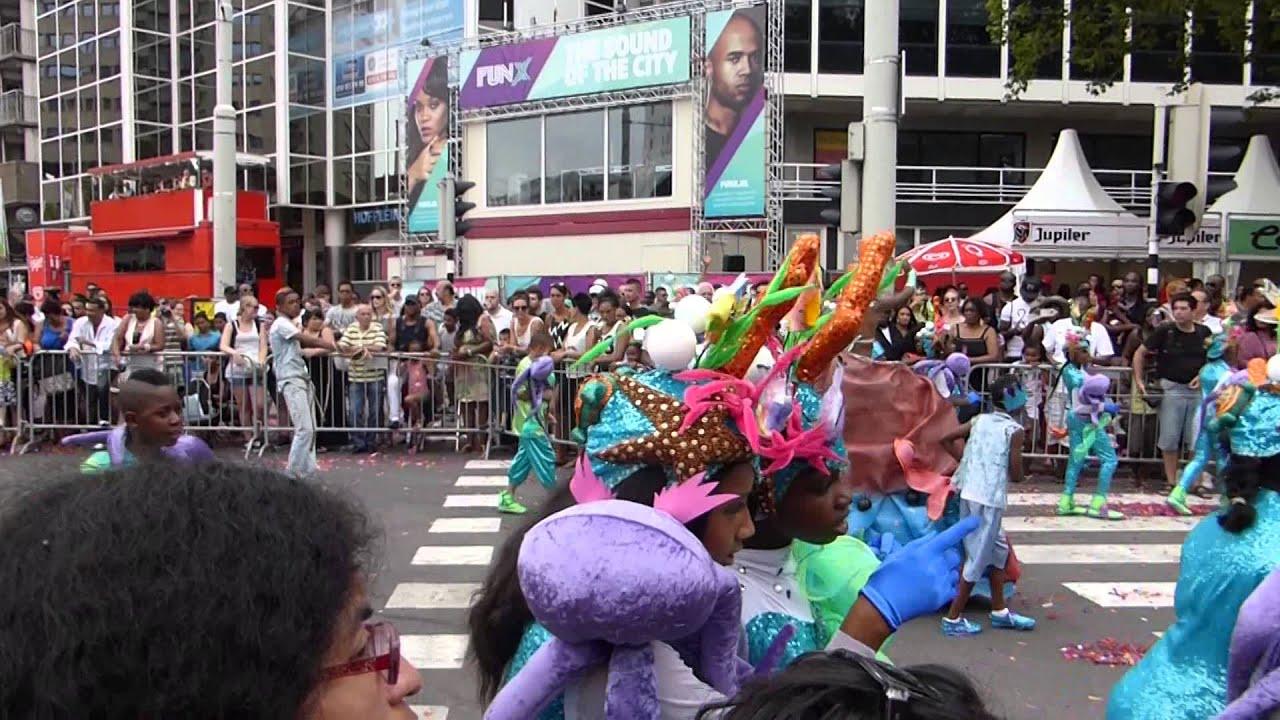 Zomercarnaval Straatparade door Rotterdam 2014 (5) - YouTube