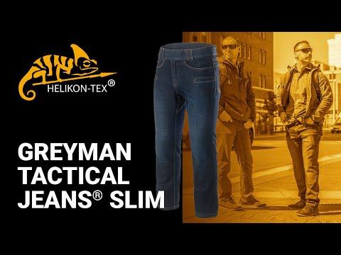 Helikon-Tex - Greyman Tactical Jeans® Slim