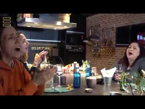 Lucy Avilés Visita El Espacio Gastronomico J.A.