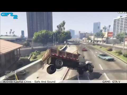 NOTHING BUT GAMER GIFS THE FUNNIEST GAMING MOMENTS #27 2017 GWS4ALL Games on Crack LOTS OF GTA V