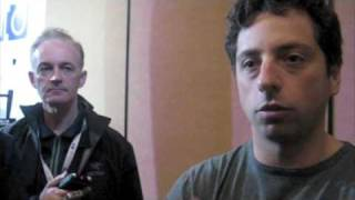Sergey Brin talks about Google Wave