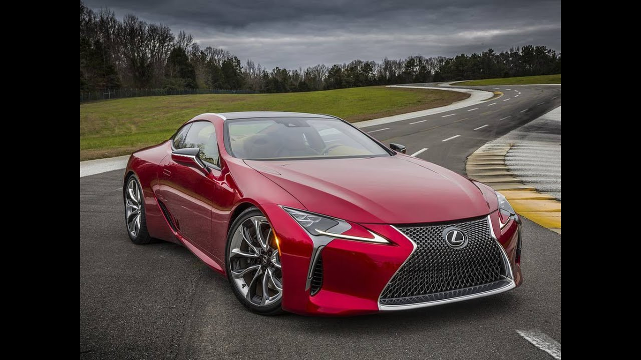 2017 Lexus Lc 500 >> 2017 Lexus LC 500 - lexus sports car - lexus lc - YouTube