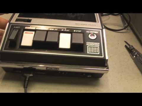 Early 1970s Panasonic RQ-421S Tape Recorder