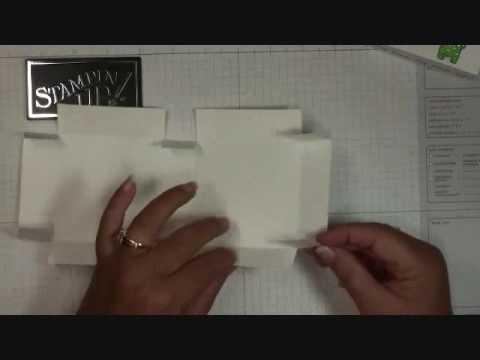 how to make a mini pizza box 2
