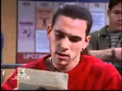 Power Rangers Zeo - There's No Business Like Snow Business - Kim's Letter