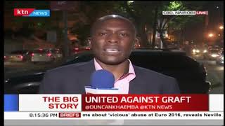 United Against Graft: Kenya, Jersey sign new agreement to repatriate stolen money| #TheBigStory