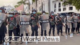 How Myanmar's Military Killed Pro-Democracy Protesters