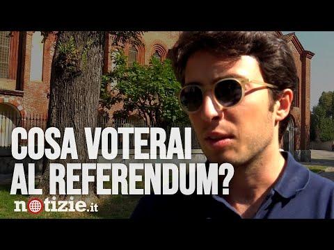 Cosa voterai al Referendum? Cittadini critici sul taglio dei parlamentari