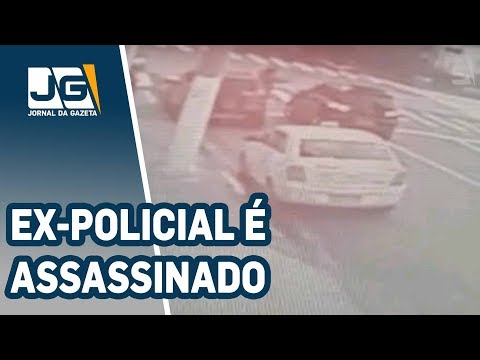 Ex-policial é assassinado no Ipiranga
